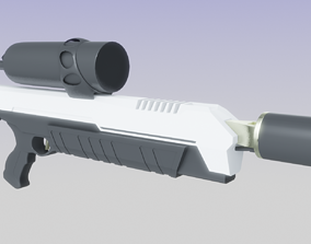 3D asset The Boring Company - Not A Flamethrower