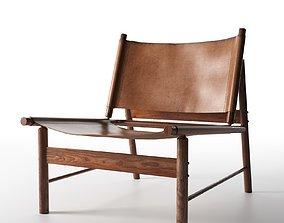 3D Lounge Chair by Jorge Zalszupin
