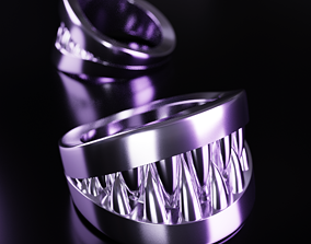 Smile of the devil 3D printable model