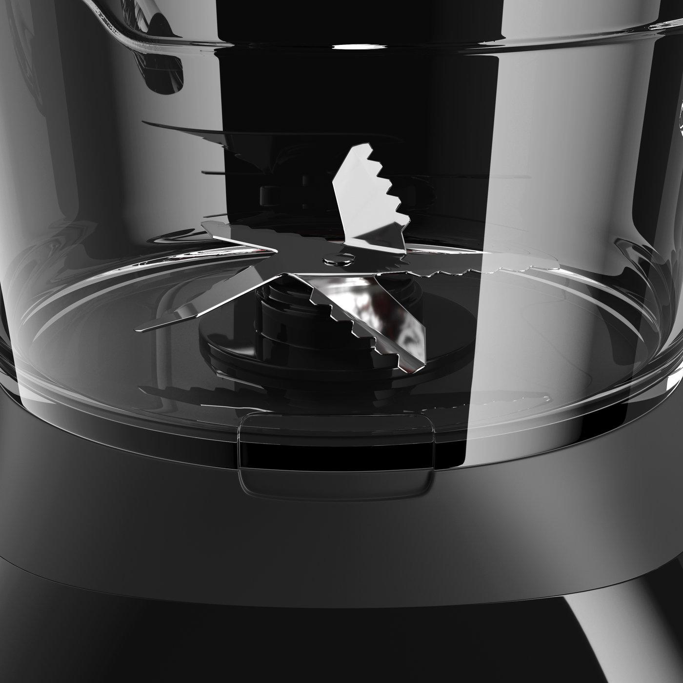 CGI BREAKDOWN - 3D MODEL - PHILIPS VIVA COLLECTION BLENDER