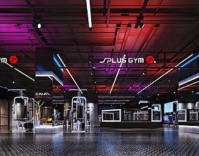 3D training FG01-Hanhart-fittness room-GYM house