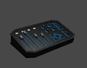 Free Go Xlr Cool Audio 3D model