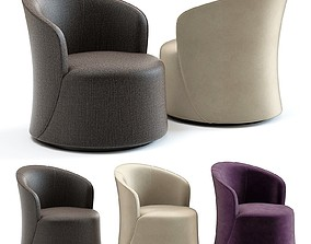 The Sofa and Chair Co - Oliver Armchair 3D