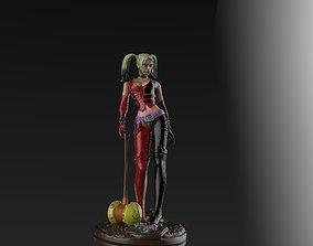 harleyquinn 3D print model Harley Quinn
