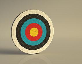 ARCHERY---Target 3D model