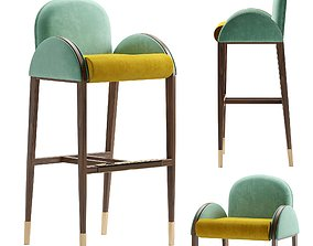 3D Bar chair MILLER