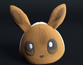 eevee pokemon kids 3D model