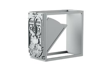 3D print model Dice case bookend