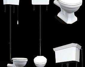 3D heritage Granley High Level Cistern
