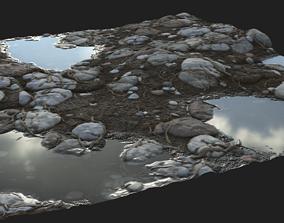 Procedural ground 3D