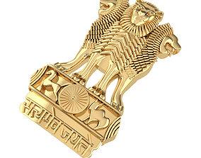 3D print model ASHOKA - INDIA