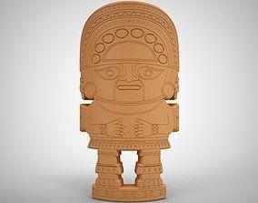 Inca God 3D print model