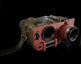 3D asset Rick Deckards binocilars