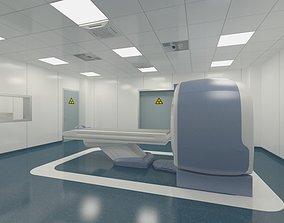 3D CT Exam Room