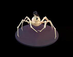 3D print model Lycosida la Veuve Noir