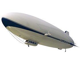 3D model Zeppelin NT