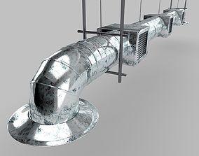 Air-Duct 3D model