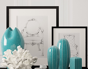 3D Decoration set by Kelly Hoppen 2