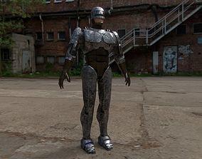 3D model Robocop