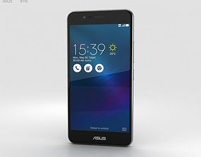 3D Asus Zenfone 3 Max Titanium Grey