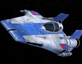 3D RZ-2 A-WING