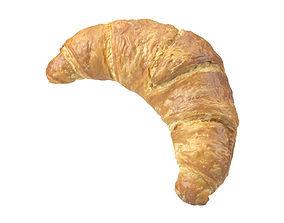 Photorealistic Croissant 3D Scan