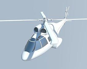 helico 3D model