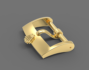 watch buckle ROLEX 3D print model