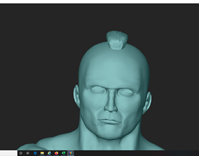 3D printable model Rogue Trooper