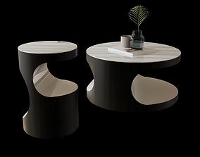 Minotti Boden Coffe Table - Gordon Guillaumier 3D model