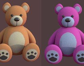 Bear Soft Toy bear 3D model
