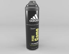 3D model Deodorant can