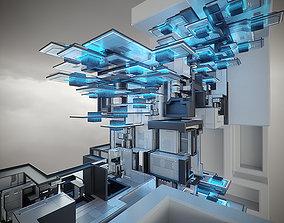 3D model Tech art-TF-TB2 kit