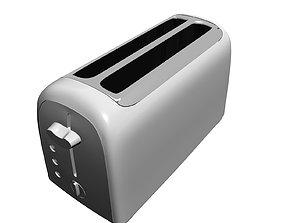 kitchen Toaster 3D model