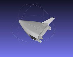 Venture Star X-33 SSTO Concept 3D printable model