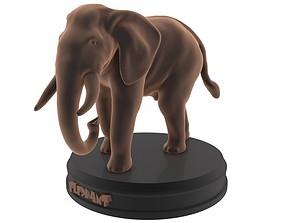 tusk Elephant Printable
