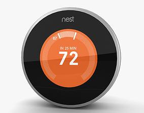 Nest Thermostat 3D model