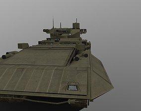 3D model T-15 Barbaris