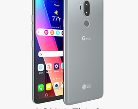 LG G7 ThinQ v30s 3D model