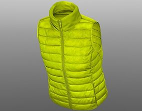 vest game-ready Vest 3D model