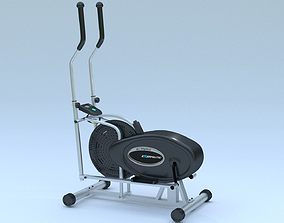 air elliptical orbitrek 3D model