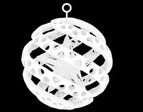 3D printable model Christmas Starball