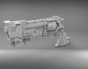 other Mccree Deadlock weapon 3D PRINTABLE FILES