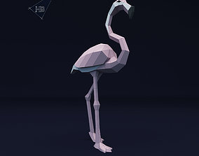 3D print model Flamingo