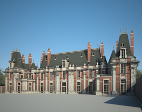 Old Chateau III 3D