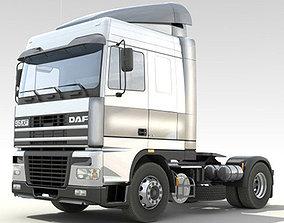 3D DAF95 XF Truck