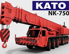 KATO NK-750 3D asset