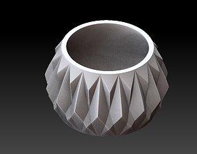 3D printable model Extended pot 10