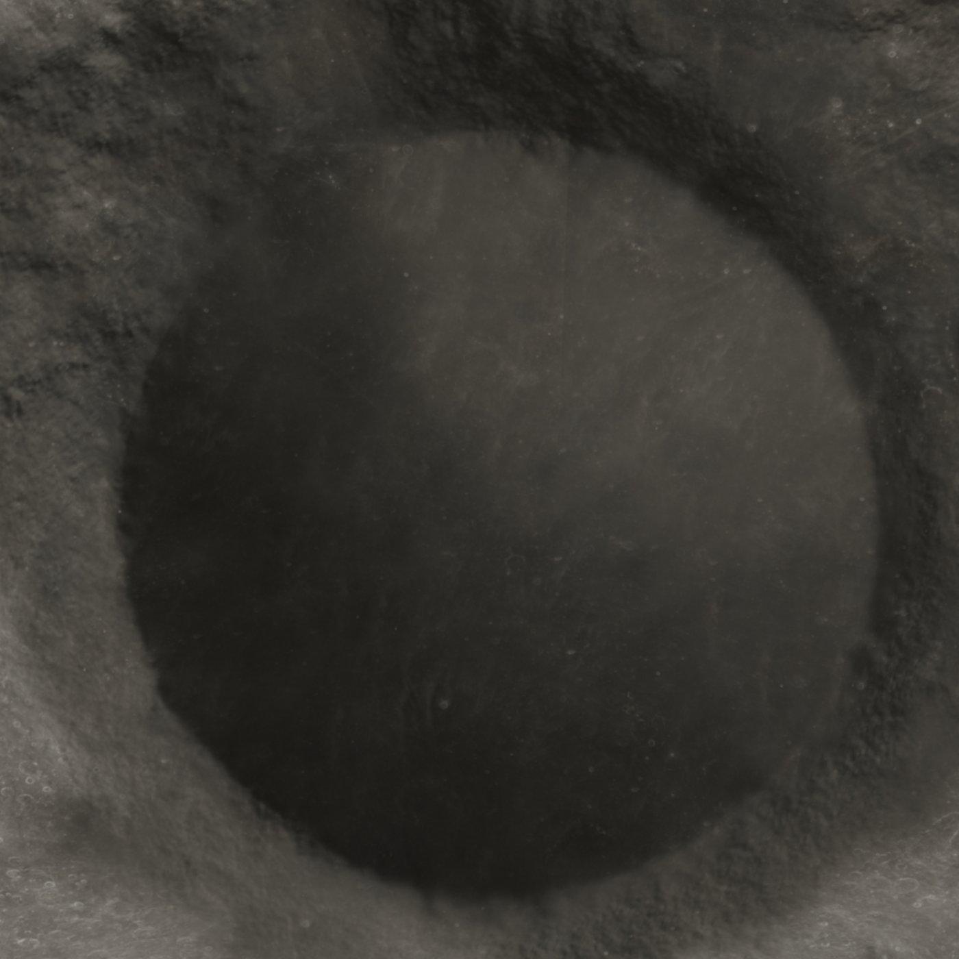 Lunar crater 3D