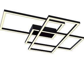 Ceiling Lamp Line MOD015CL-L80B Maytoni Technical 3D